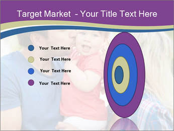 Photo of affectionate parents PowerPoint Template - Slide 84