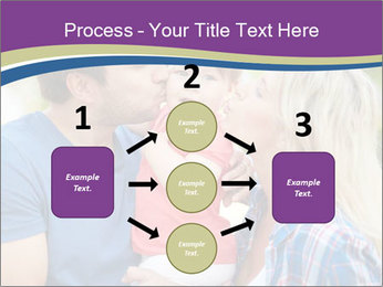 Photo of affectionate parents PowerPoint Template - Slide 92