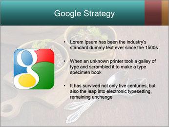 Vegetarian stew PowerPoint Template - Slide 10