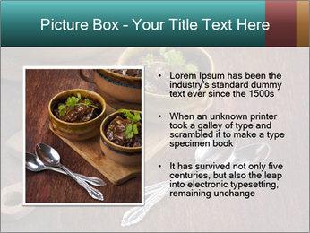 Vegetarian stew PowerPoint Template - Slide 13