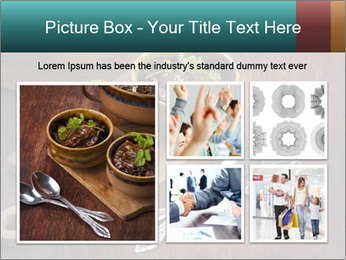 Vegetarian stew PowerPoint Templates - Slide 19