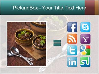 Vegetarian stew PowerPoint Template - Slide 21