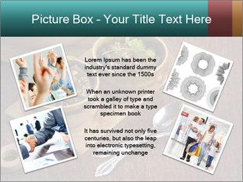 Vegetarian stew PowerPoint Template - Slide 24
