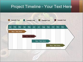 Vegetarian stew PowerPoint Template - Slide 25