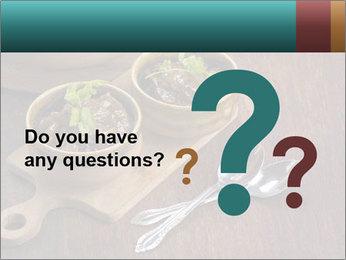 Vegetarian stew PowerPoint Template - Slide 96