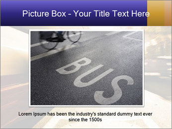 Motion blurred PowerPoint Templates - Slide 16