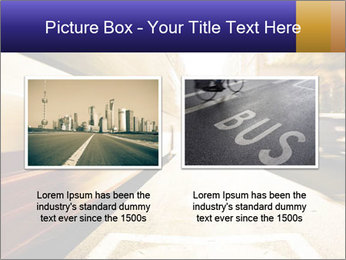 Motion blurred PowerPoint Templates - Slide 18
