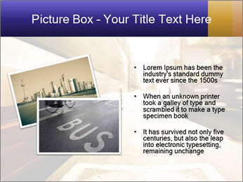 Motion blurred PowerPoint Templates - Slide 20