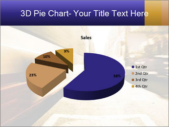 Motion blurred PowerPoint Templates - Slide 35