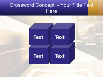 Motion blurred PowerPoint Templates - Slide 39