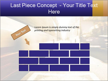 Motion blurred PowerPoint Templates - Slide 46