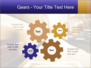 Motion blurred PowerPoint Templates - Slide 47