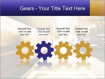 Motion blurred PowerPoint Templates - Slide 48