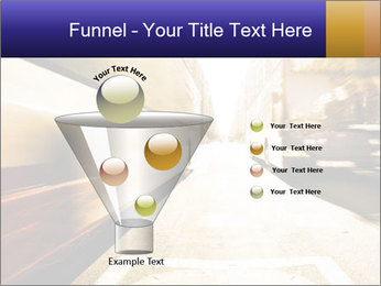 Motion blurred PowerPoint Templates - Slide 63