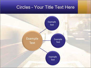 Motion blurred PowerPoint Templates - Slide 79