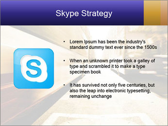 Motion blurred PowerPoint Templates - Slide 8