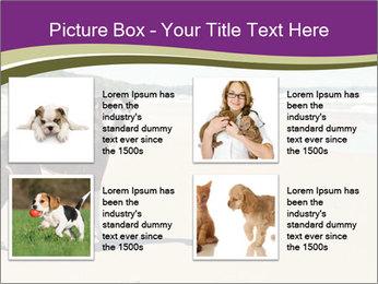 Dog PowerPoint Template - Slide 14