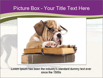 Dog PowerPoint Template - Slide 15