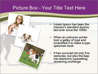 Dog PowerPoint Template - Slide 17