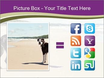 Dog PowerPoint Template - Slide 21