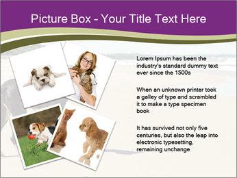 Dog PowerPoint Template - Slide 23