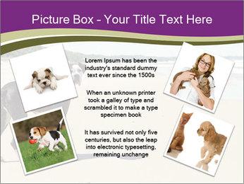Dog PowerPoint Template - Slide 24