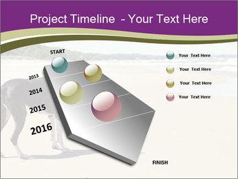 Dog PowerPoint Template - Slide 26