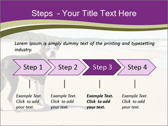 Dog PowerPoint Template - Slide 4