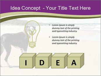 Dog PowerPoint Template - Slide 80