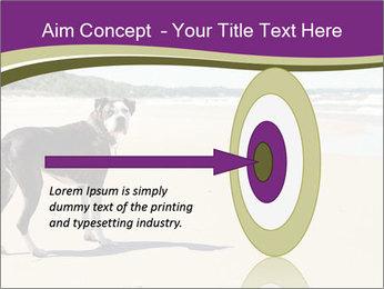 Dog PowerPoint Template - Slide 83