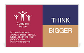 0000094558 Business Card Template