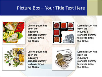 Open tuna tin PowerPoint Templates - Slide 14