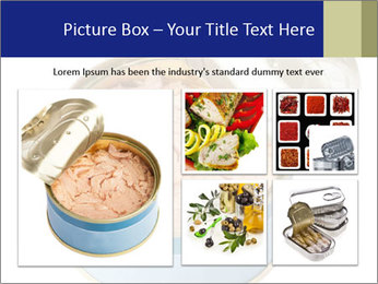 Open tuna tin PowerPoint Templates - Slide 19