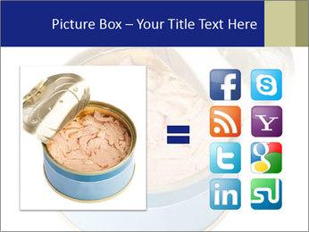 Open tuna tin PowerPoint Templates - Slide 21