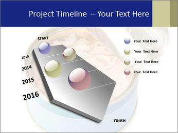Open tuna tin PowerPoint Templates - Slide 26