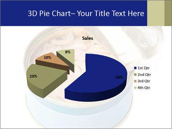 Open tuna tin PowerPoint Templates - Slide 35