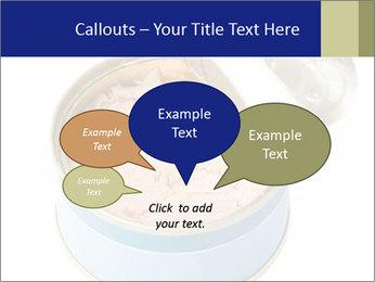 Open tuna tin PowerPoint Templates - Slide 73