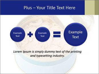 Open tuna tin PowerPoint Templates - Slide 75