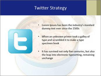 Open tuna tin PowerPoint Templates - Slide 9