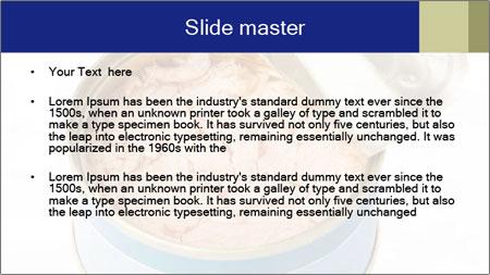 Open tuna tin PowerPoint Template - Slide 2