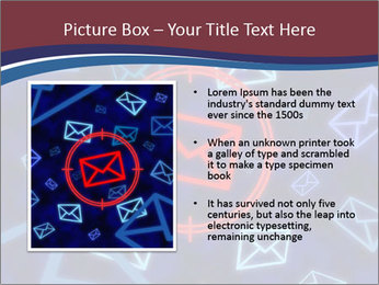 Email icon PowerPoint Templates - Slide 13