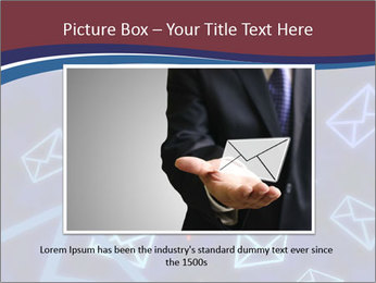 Email icon PowerPoint Templates - Slide 16