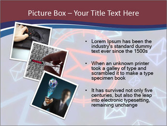 Email icon PowerPoint Templates - Slide 17