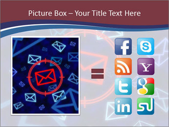 Email icon PowerPoint Templates - Slide 21