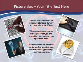 Email icon PowerPoint Templates - Slide 24