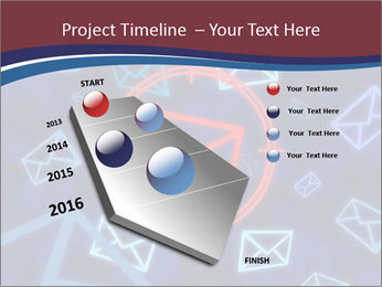 Email icon PowerPoint Templates - Slide 26