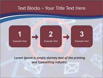 Email icon PowerPoint Templates - Slide 71