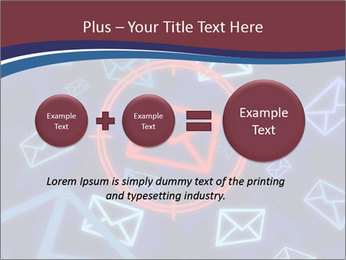 Email icon PowerPoint Templates - Slide 75