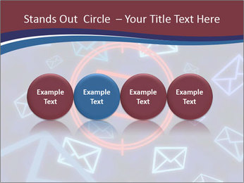 Email icon PowerPoint Templates - Slide 76