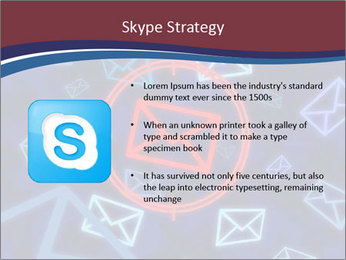 Email icon PowerPoint Templates - Slide 8